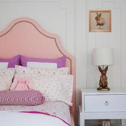 chambre lapin fille